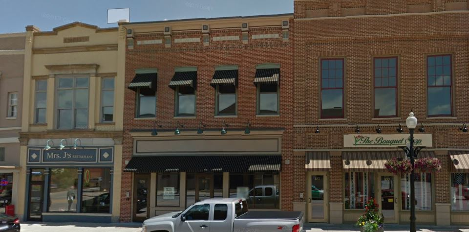 Orrville Downtown Storefront / 108 Building